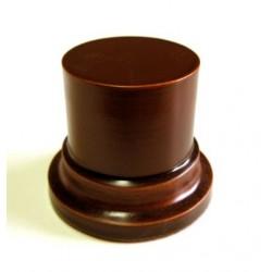 Peana Redonda de 50mm de Alto Y Base de 4,5cm