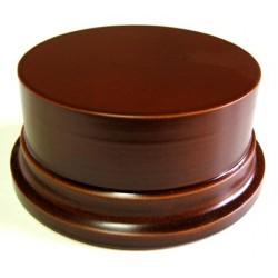 Peana Redonda de 50mm de Alto y Base de 10cm