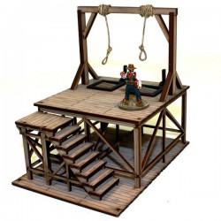 Dmh: Feature Building 4: Hangman's Gallows