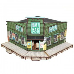 Dmh: Feature Building 5: Rogan's Bar