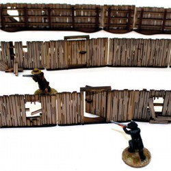 Add-on 6:yard Fencing With Gates 28mm