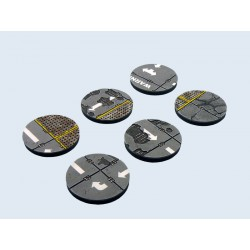 Warehouse Bases - Round 40mm (2)