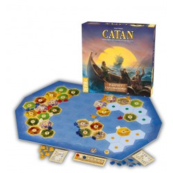 Catan: Piratas Y Exploradores (Spanish)