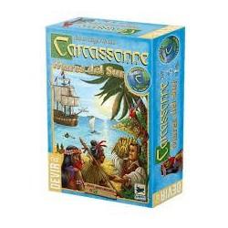 Carcassonne: Mares Del Sur (Spanish)