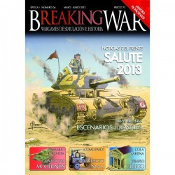 Breaking War 6 (Spanish)