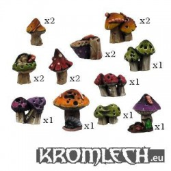 Mushrooms (16)