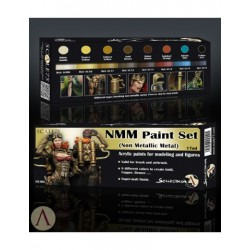Nmm Gold Paint Set (Non Metallic Metal)