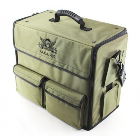 P.A.C.K. 432 Molle Horizontal Pluck Foam Load Out