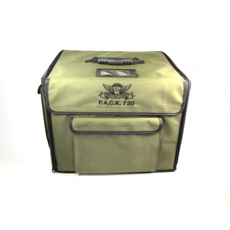 P.A.C.K. 720 Molle Pluck Foam Load Out