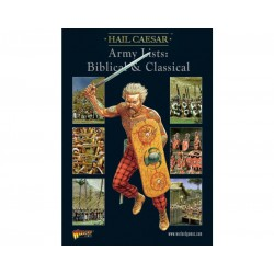 Hail Caesar Army Lists Vol. 1 - Biblical & Classical