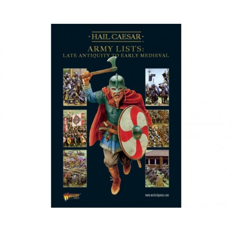 Hail Caesar Army Lists Vol. 2 - Late Antiquity to Early Medieval
