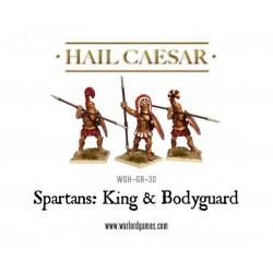 Spartan King & Bodyguard (3)