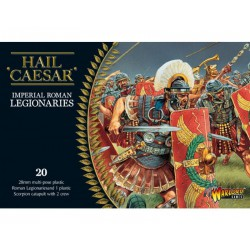 Imperial Roman Legionaries (20+scorpion)