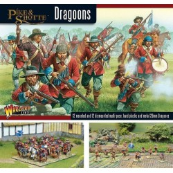 Dragoons (12 Foot and 12 Mounted)