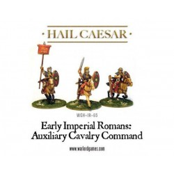 Imperial Roman Auxiliary Cavalry Command (3)