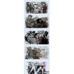 S-F Graffiti Transfers (5)