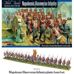 Napoleonic Hanoverian Line Infantry
