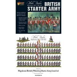 Napoleonic British (Waterloo) Starter Army