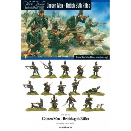 Chosen Men - Napoleonic British 95th Rifles