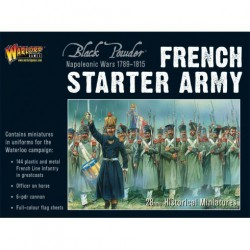 Napoleonic Army Set French