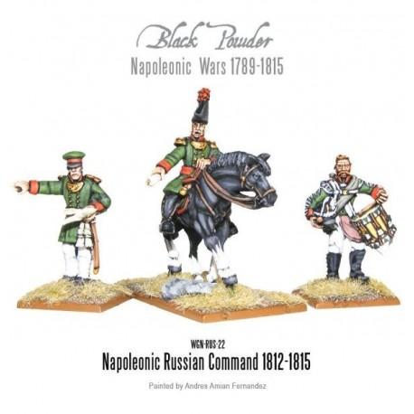 Napoleonic Russian Command (1809-1815)