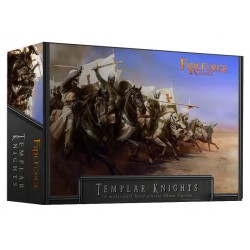 Templa Knights Cavalry (12 Mounted Plastic Figures)