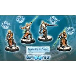 Shaolin Warrior Monks