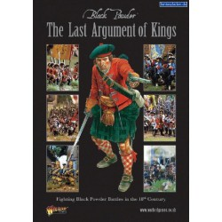 The Last Argument of Kings (Black Powder Supplement)