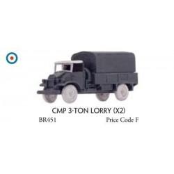 Cmp 3 Ton Lorry