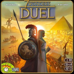 7 Wonders: Duel (Spanish)