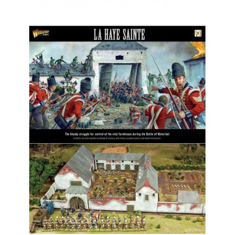 La Haye Sainte - Farmhouse Set