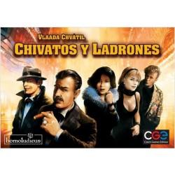 Chivatos y Ladrones (Spanish)