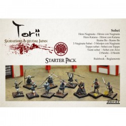 Army Box Torii Sohei