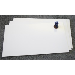 PVC Sheet 3mm 20x30cm