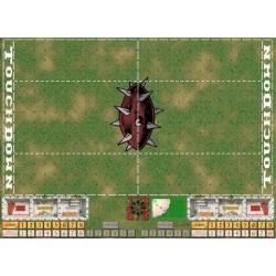 Fantasy Football Mat 6 (Light Green)