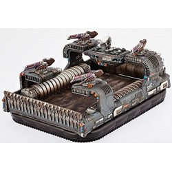 Thunderstorm Command Hovercraft
