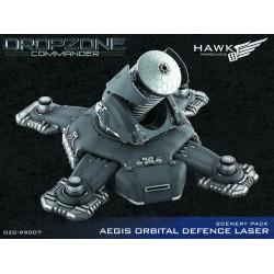 Aegis Orbital Defence Laser