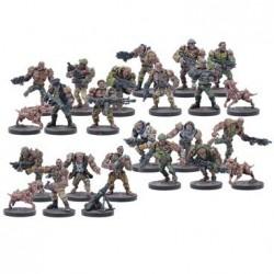 Plague 3rd Gen. Troopers