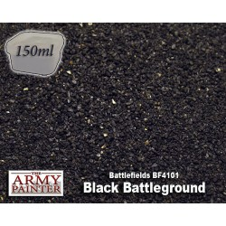 Battlefields - Black Battleground Basing