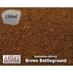 Battlefields - Brown Battleground Basing