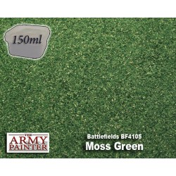 Battlefields - Moss Green