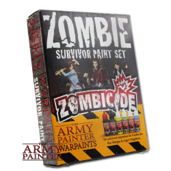 Warpaints - Zombicide Survivor Set