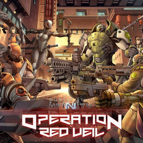 Operation: Red Veil