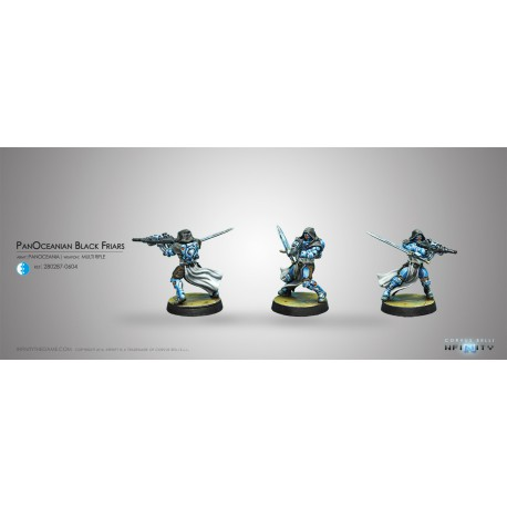 Panoceanian Black Friars (Multi Rifle)