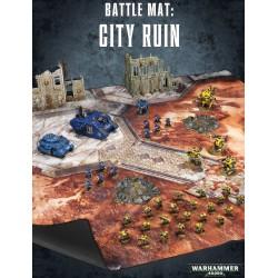 Battle Mat: City Ruin