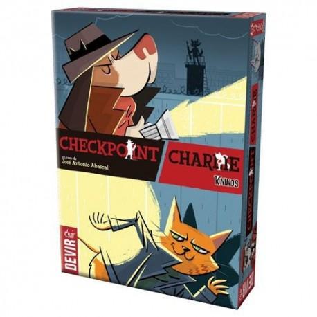 Checkpoint Charlie (Spanish)