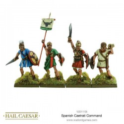 Spanish Caetrati command