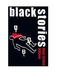 Black Stories: Crímenes Reales (Spanish)
