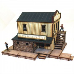 Dmh: Feature Building 2: Sheriff's Office