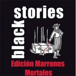 Black Stories: Marrones Mortales (Spanish)